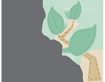 Itty Bitty Branch Logo