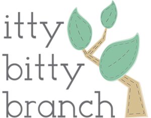 Itty Bitty Branch Logo